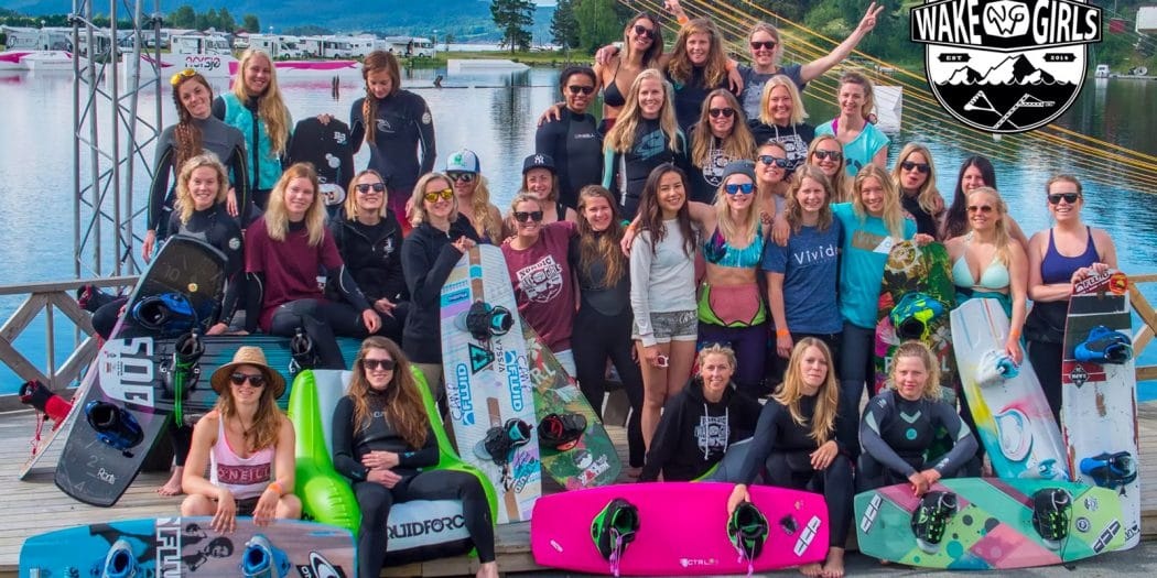 Nordic Wake Girls – The Gathering 2016