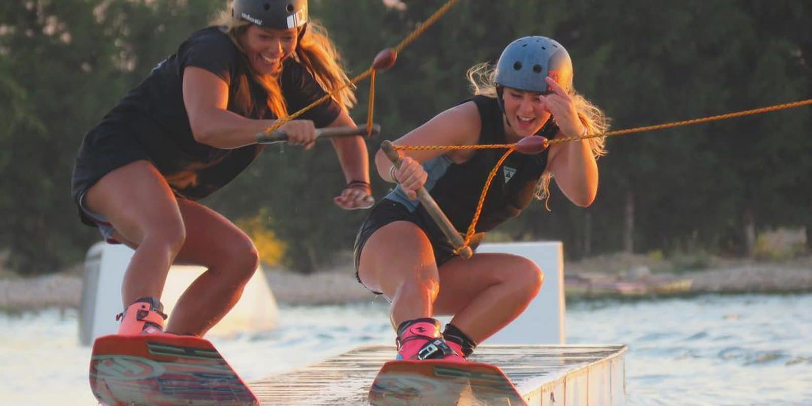Why You Shouldn't Be Intimidated By Your First Time at the Cable Park