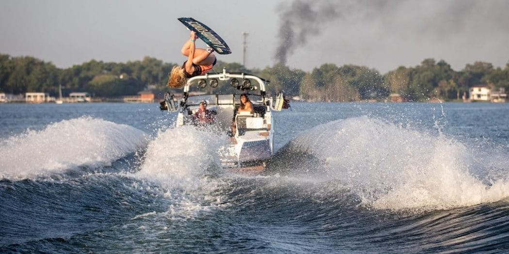 The Future of Wakeboarding is in Very Good Hands – 13 Year Old Zahra Kell in Orlando