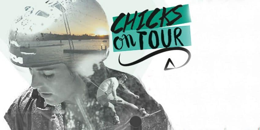 Chicks On Tour – Anjou Wake Park 18th of June