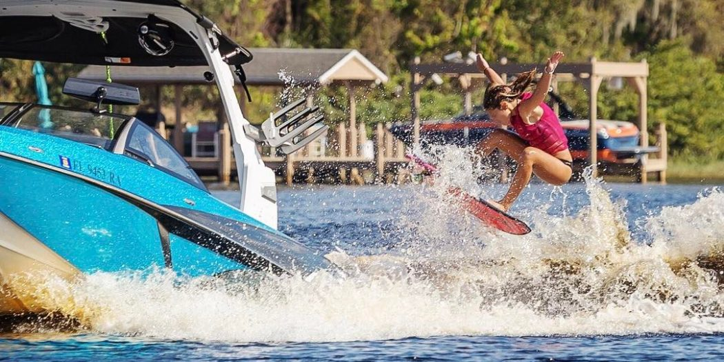 Wake Surf Perfection with A-Team rider Cassidy Gale
