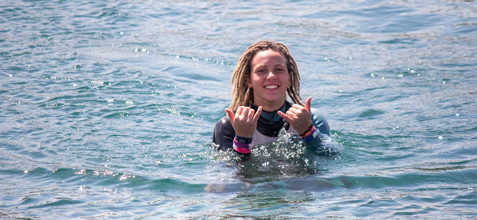 Megan Nel wakeboarder